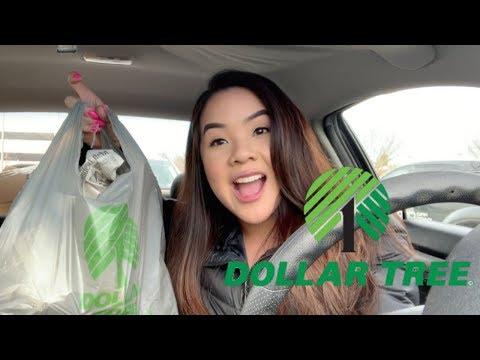 SHOP WITH ME: DOLLAR TREE - Home Decor/Organization CAR HAUL! | Jerlyn Phan