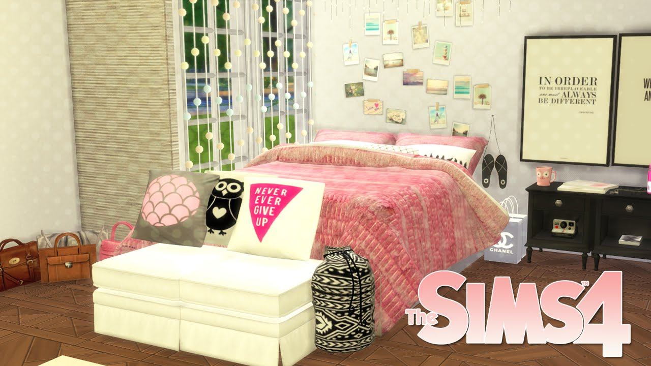 Pink Bedroom Furniture Girly