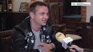 Radek Liszewski Weekend - wywiad dla Telewizja Mazurska (Wrzesień 2018)