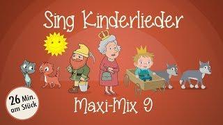 Sing Kinderlieder Maxi-Mix 9: Londons Brücke u.v.m. - Kinderlieder zum Mitsingen | Sing Kinderlieder