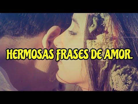 Las 100 Mejores Frases De Amor Youtube