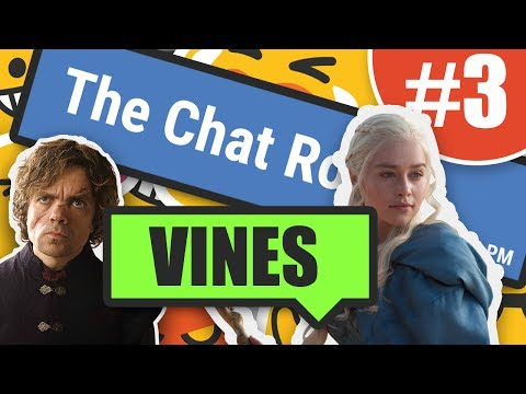 Game Of Thrones | Tyrion Drunk Texts Daenerys | Funny Chat Vines |The Chat Room Vines|Funny Vine #3