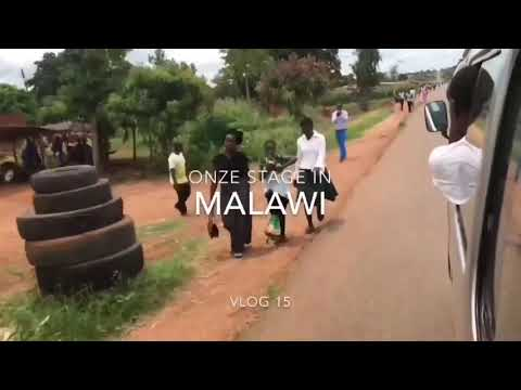Onze stage in Malawi - VLOG 15