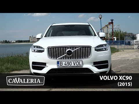 Volvo XC90 D5 (2015) - Cavaleria.ro