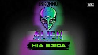 Inkonnu - Hia B3ida كلمات