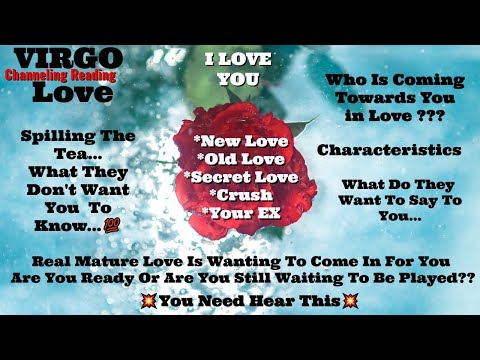 Virgo💕Real Mature Love Is Wanting To Come In For You Are You Ready Or Are You Still Waiting On 🏃♂️💯