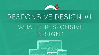 Responsive Web Design Tutorials