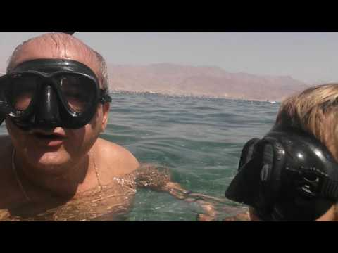 Irina Hamias.Eilat.Red sea.Lifetime.Просто отдыхаем.