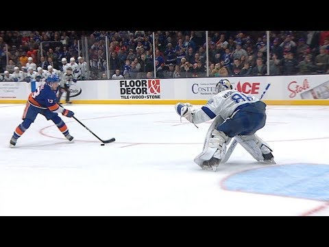 Lightning, Islanders go to the shootout after a scoreless 65 minutes