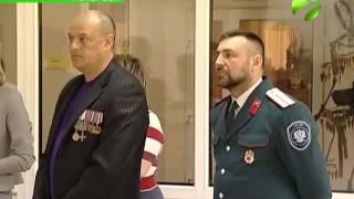 Героя России ноябрьские школьники встретили концертом