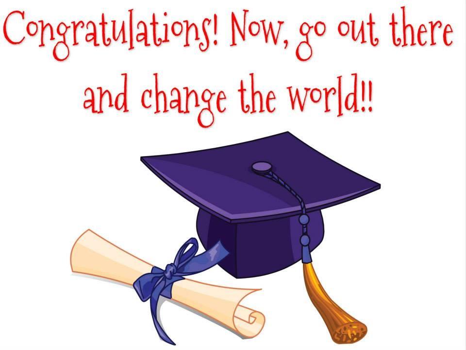 Graduation congratulatory video clip - YouTube