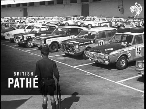 Marathon Rally (1968)