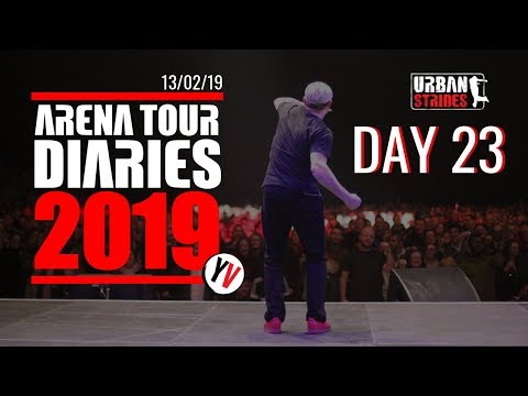 Arena Tour 2019 - Day 23 - Manchester