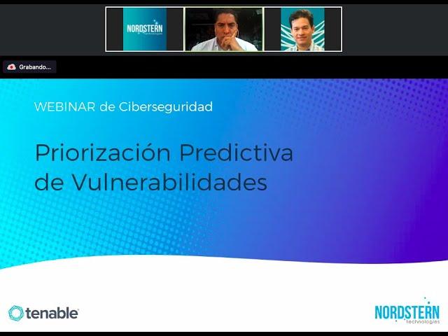 [Video] Webinar Priorización Predictiva de vulnerabilidades