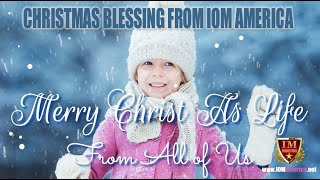 #FilmoraXmas2020 | The Phinney Family | Our Christmas Blessing To You