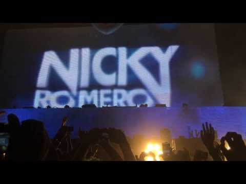 Summerland 2014 - Nicky Romero Intro Toulouse
