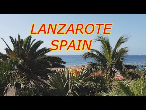 ❤️ Lanzarote 2019 (Canary Islands - Puerto Del Carmen)