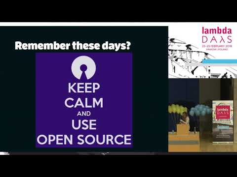 Lambda Days - Heather Miller  - We're Building On Hollowed Foundations (...)