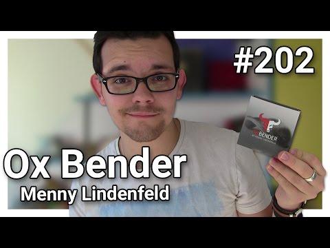Les avis d'Alexis #202 - Ox Bender de Menny Lindenfeld