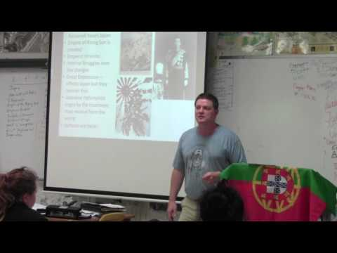AP World Registration Lesson Japanese nationalism