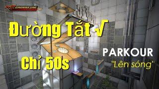 CF Mobile/CF Legends | Hướng Dẫn Đi Đường Tắt Map Parkour - Chỉ 50s √