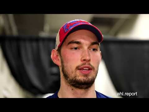 Interview with Montreal Canadiens Prospect Charlie Lindgren