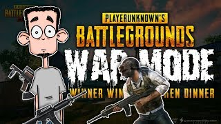 PUBG WAR MODE IS LOVE WITH DYNAMO GAMING DEM SALTY BOIIS
