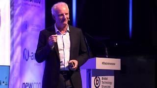 Simon Beswick Talk at Bristol Technology Showcase 2019