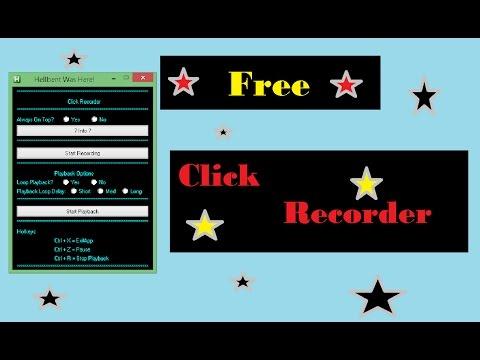 Macro Recorder - Free Click Macro Recorder