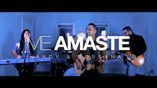 Andy & Rossana- Me Amaste ( Video Oficial )