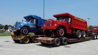 B-Model Mack Dump Trucks