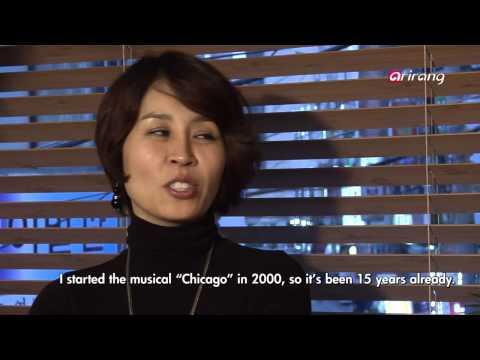 Showbiz Korea-MUSICAL ACTRESS CHOI JUNG-WON   배우 최정원