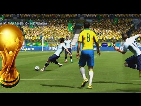 2014 Fifa World Cup Gameplay Xbox- Uruguay Vs Brasil, Reviviendo el Maracanazo de 1950