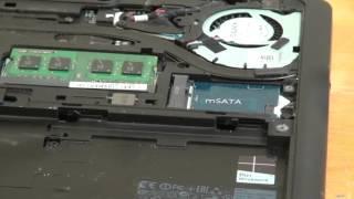 Dell Latitude E7240 SSD replacement