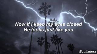 Halsey - Eyes Closed (Stripped) (Lyrics)