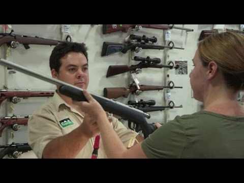 Buying your first rifle