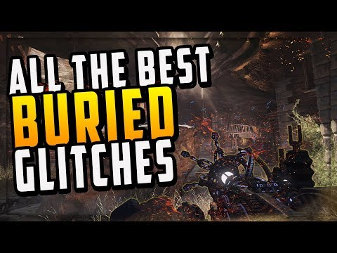 Black Ops 2 All The Best Buried Glitches 2018 - Call of Duty BO2 Glitches