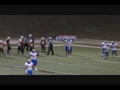William Gibbs Football Highlight 2011