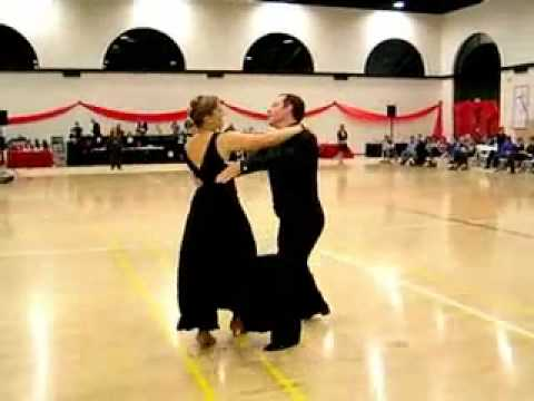 Khiêu vũ Quốc tế   Viennese Waltz Eric & Kristy Panorama