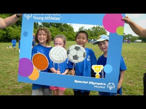Glen Haven Elementary School Celebrates a Special Olympics Field Day