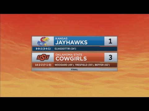 Oklahoma State Cowgirl Soccer vs. Kansas
