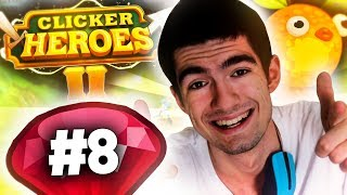 Clicker Heroes 2 Beta [PL] odc.8 - Wyniki konkursu !!!