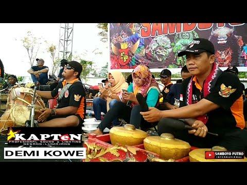 Samboyo Putro Demi Kowe Live Lumajang