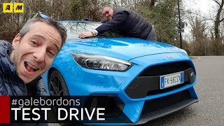 Ford Focus RS | Ovali, ovali, ovali e tanto divertimento