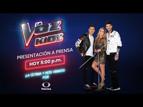 Lucero - La Voz Kids