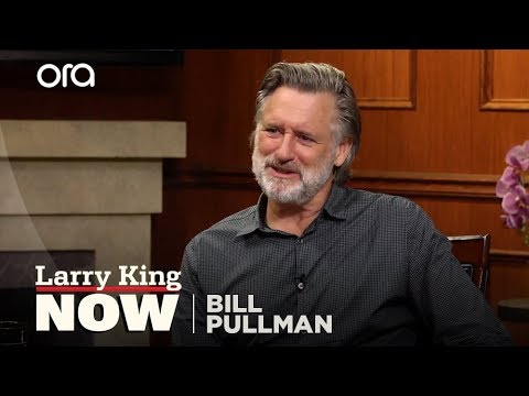 Bill Pullman keeps a picture of Bill Paxton in his workshop  Larry King Now  Ora.TV