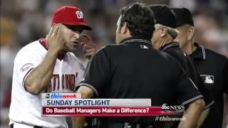 Sunday Spotlight: Do Baseball Managers Matter