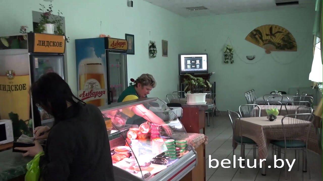 Гостиничный комплекс Сергуч - магазин, Отдых в Беларуси