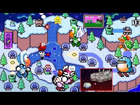 New Super Mario World 2: Around The World (3of3)