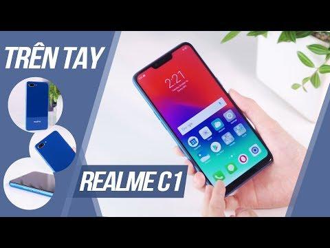 Trên Tay Realme C1: Smartphone Tai Thỏ Giá Rẻ đáng Mua Nhẩt